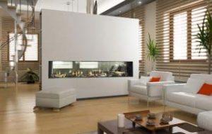 Flare Modern See ThroughFlare Modern Fireplaces   Linear Gas Frameless Fireplaces. Modern Linear Fireplaces. Home Design Ideas