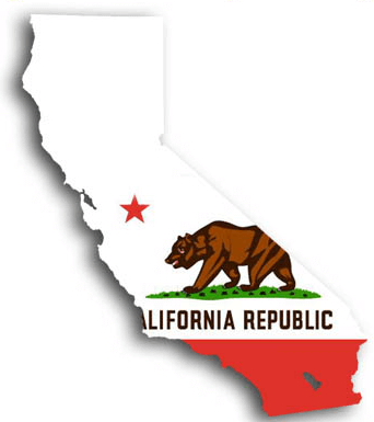 seal for the state of CA