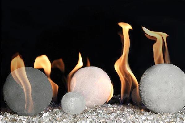 Cape Grey Stone Balls